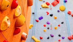 2 lezioni arrampicata