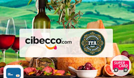 Cibecco shopping card