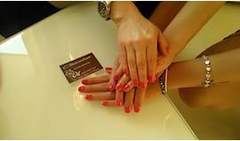 Copertura unghie gel