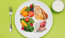 Visita nutrizionale casa