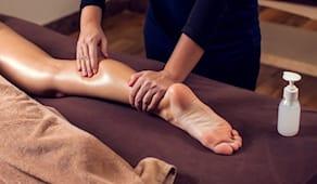Massaggio 30'giusto tempo