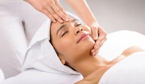 Massaggio viso antiage 1h