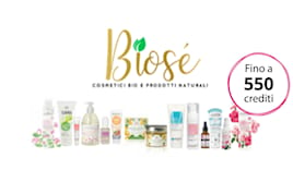 Biosè shopping card