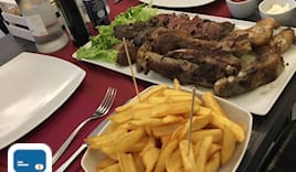 Regalo menù carne costine