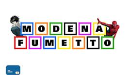 Modena fumetto shopcard
