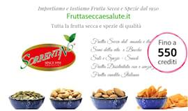 Frutta secca salute card