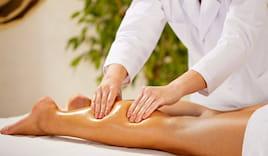 Massaggio gambe 40 minuti