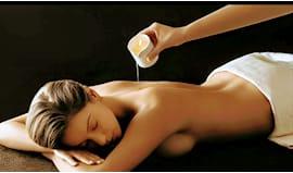Massaggio con candela 50'