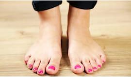 Smalto classic piedi safi