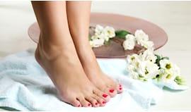 Semi piedi safi style