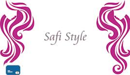 Safi style shopping card