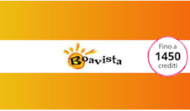 Boavista shopping card