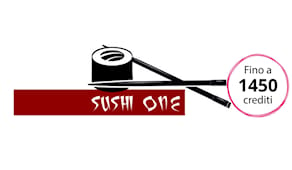Sushi one shopping card