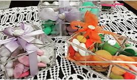 Scatola regalo confetti