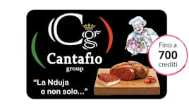Cantafio shopping card