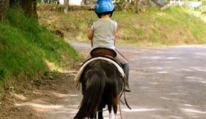 Giro pony x bimbi regalo