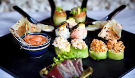 Open sushi hiroshi cena