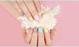 Manicure + shellac fm
