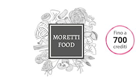Moretti food shopcard