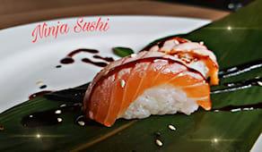 Sushi + dolci x4 regalo