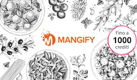 Mangify shopping card