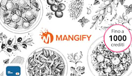 Mangify shopping card