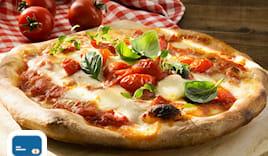Pizze+bibite mania regalo