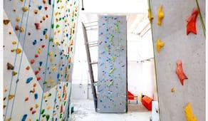 Prova di arrampicata ⚫