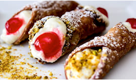 10 cannoli regalo!!