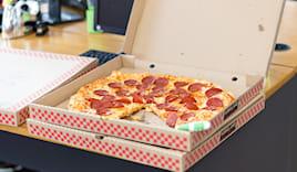 Pizzeasporto corte regalo