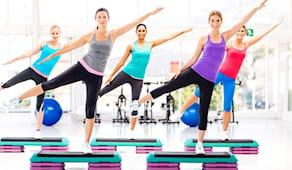 2 lezioni step workout ⚫