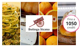 Bottega sicana shop card