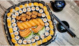 Sushibox 70 pz higashi