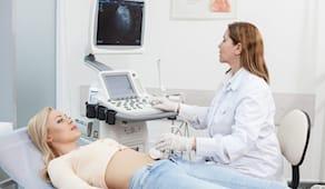 Visita ginecologica+eco ⚫