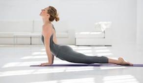 Lezione di yoga ⚫