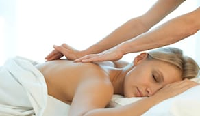 Massaggio schiena 25'
