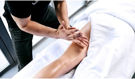Massaggio gambe 30'