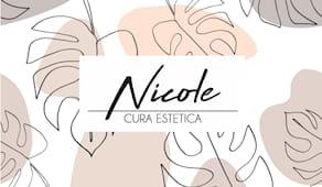 Nicole estetica shop card