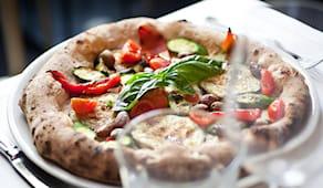 Cena aziendale pizza!