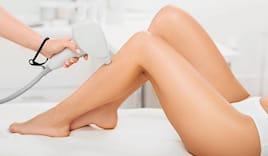 Diodo mezza gamba donna