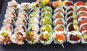 Box asporto sushi king