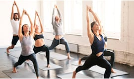 5 ingressi yoga centro