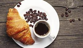 Brioches a scelta + caffè