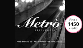 Metrò shopping card
