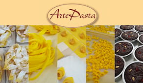 Artepasta shopping card