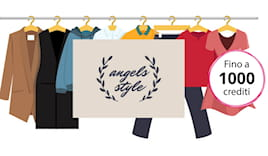 Angels style shop card