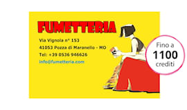 Fumetteria shopping card