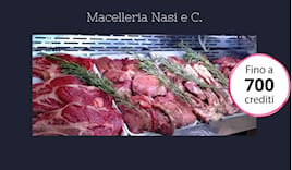 Macelleria nasi shop card