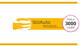 Stil auto shopping card