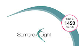 Sempre+light shopcard